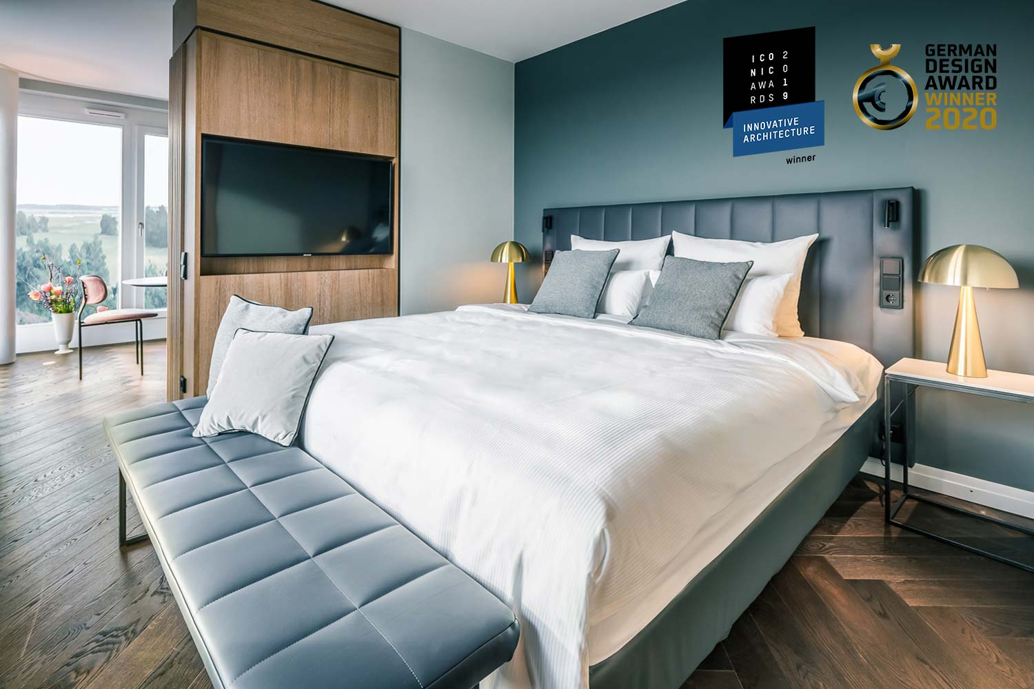 Hotelzimmer, Soller Businesshotel, Munich Airport