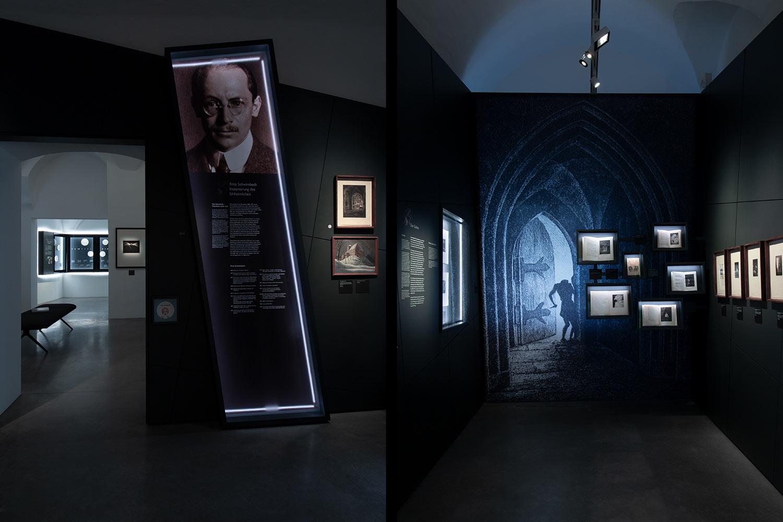 Künstler Fritz Schwimbeck, Wittelsbacher Schloss, Friedberg